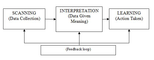 Argyris c 1976 single loop and double loop models in research on decision making